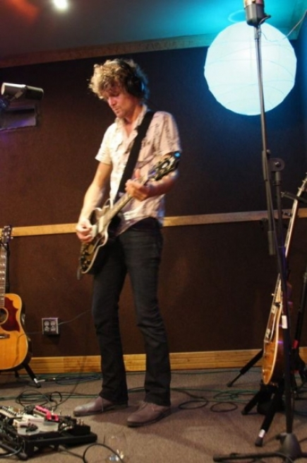 Post image for Luxury Wafers Exclusive: Brendan Benson, Live@Chessvolt Studios with video and mp3s