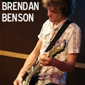Brendan Benson live at Luxury Wafers