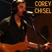 Corey Chisel live at Luxury Wafers