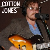 Cotton Jones Live At Luxury Wafers