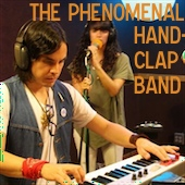 The Phenomenal Handclap Band Live At Luxury Wafers
