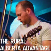The Rural Alberta Advantage Live At Luxury Wafers