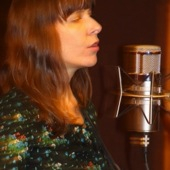 Eleni Mandell plays live at Chessvolt Recording Studio in Los Angeles for Luxury Wafers
