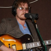 Cotton Jones plays live at Chessvolt Recording Studio for Luxury Wafers