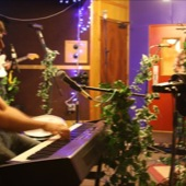 Hopewell playing live for their exclusive Luxury Wafers session at Chessvolt Recording Studio in Los Angeles