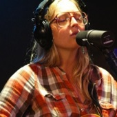 Lissie Playing Live for Luxury Wafers at Chessvolt Studios in Los Angeles.