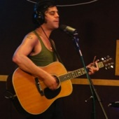 Langhorne Slim performing live at Chessvolt Studios for Luxury Wafers