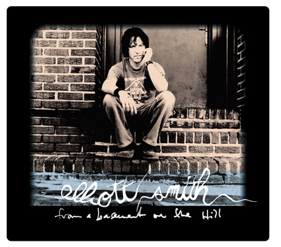 Elliot Smith - From A Basement On A hill Album Cover